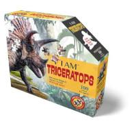 Madd_Capp - Shape Puzzle Junior Triceratops