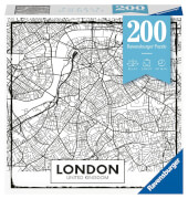 Ravensburger 12963 Puzzle Big City Life 200 Teile