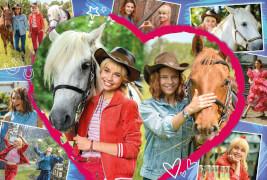 Schmidt Spiele 56365 Bibi+Tina Ein Herz fr Pferdefreundschaft TV Serie 200 Teile