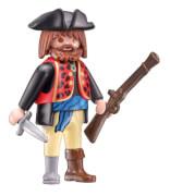 Schmidt Spiele 56382 PLAYMOBIL Piraten, 60 Teile, mit Add-on (Original Figur)