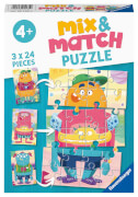 Ravensburger 05135 Puzzle Lustige Monster