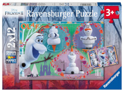 Ravensburger 05153 Puzzle Alle lieben Olaf