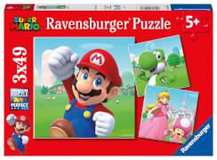 Ravensburger 05186 Puzzle Super Mario