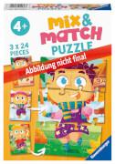Ravensburger 05196 Puzzle Kunterbunte Kleider