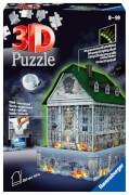 Ravensburger 11254 Puzzle Gruselhaus bei Nacht