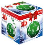 Ravensburger 11269 Puzzle Puzzle-Ball Weihnachtskugel Norweger Mus
