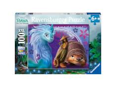Ravensburger 12920 Puzzle Die fantastische Welt von Raya
