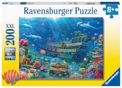 Ravensburger 12944 Puzzle Versunkenes Schiff