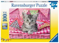 Ravensburger 12985 Puzzle Niedliches Kätzchen