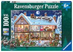 Ravensburger 12996 Puzzle Weihnachten zu Hause
