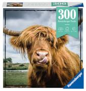 Ravensburger 13273 Puzzle Highland Cattle