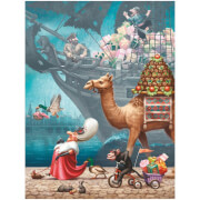 DaVICI Puzzle - Schatzschiff