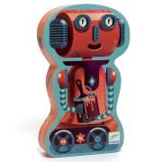 Formen Puzzle: Bob der Roboter 36 Teile