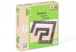 Natural Games Holz Domino 55 Steine