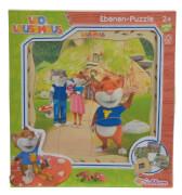 Leo Lesemaus  Ebenen Puzzle
