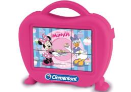 Clementoni Baby Disney Minnie Maus 6er Würfelpuzzle