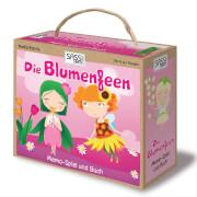 Die Blumenfeen Memo-Spiel inklusive Begleitbuch