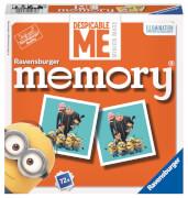 Ravensburger 212798 Despicable Me memory®, Kinderspiel