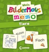 Loewe Mein Bildermaus-Memo - Tiere