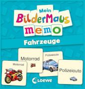 Loewe Mein Bildermaus-Memo - Fahrzeuge