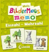 Loewe Mein Bildermaus-Memo - Einzahl - Mehrzahl