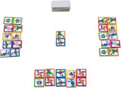 Selecta Würfelzwerge Domino