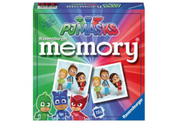 Ravensburger 213221 PJ Masks memory®, Kinderspiel