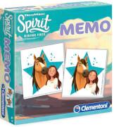 Clementoni Memo Game Spirit