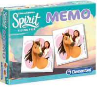 Clementoni Memo kompakt Spirit