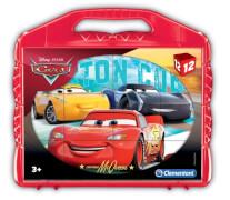 Clementoni Baby Würfelpuzzle 12er Cars 3