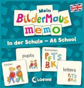Loewe Mein Bildermaus-Memo - Englisch - In der Schule - At School