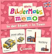 Loewe Mein Bildermaus-Memo - Englisch - In der Stadt - In Town