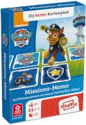 ASS Paw Patrol - Missions Memo. Kartenspiel