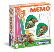 Clementoni Memo Game - 44 Cats