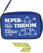 Super Tridom, für 2-4 Spieler, in der Reißverschlusstasche