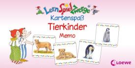 Loewe Lernspielzwerge KS:Tierkinder Memo