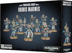 Games Workshop 43-35 RUBRIC MARINES