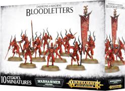 Games Workshop 97-08 KHORNE BLOODLETTERS
