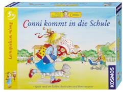 KOSMOS Conni kommt in die Schule - Lernspielsammlung