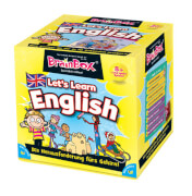 Brain Box Lets Learn English