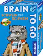 KOSMOS Brain to go - Schwein oder nicht Schwein