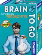 KOSMOS Brain to go - Gans schön verdächtig