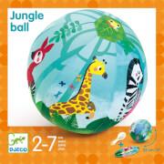 Motorik Spiel: Jungle ball