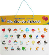 Learning Board Alphabet
