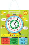 Learning Board Uhr