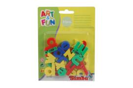 Art & Fun - Magnet-Kleinbuchstaben, ab 3 Jahren