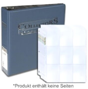 Ultra Pro Collectors Card Album blau