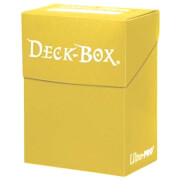 Ultra Pro Deck Box bright yellow