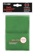 Ultra Pro Deck Protektoren Standard Größe grün (100 Stück)