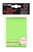 Ultra Pro Deck Protector neongrün